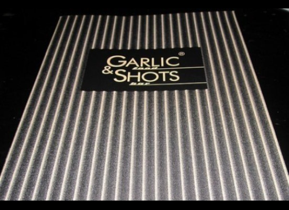 No amount of toothpaste will save you at Garlic & Shots in London, a restaurant where every dish comes with garlic as its pri