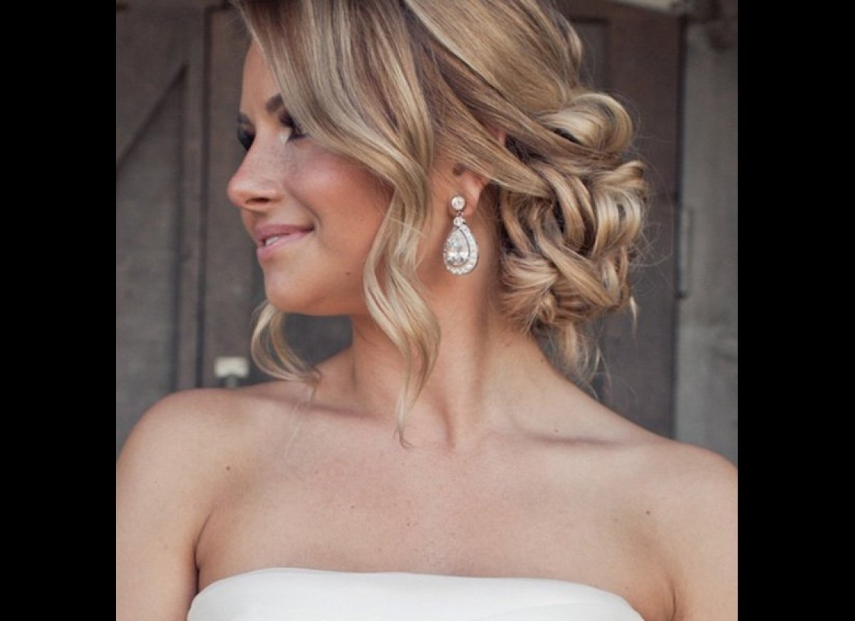 fresh hairstyles ideas for every kind of bride | huffpost