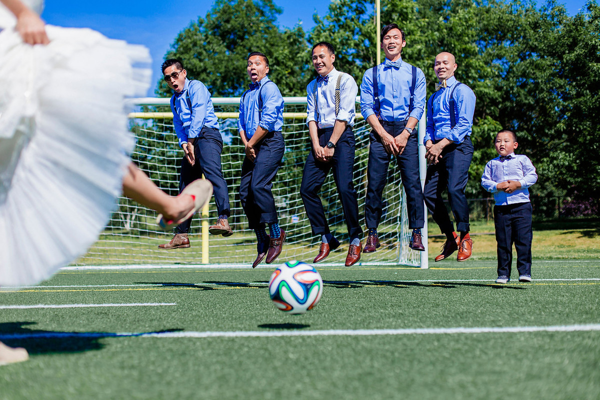 """""""An ode to World Cup fever and Tim Howard."""" - Ben Nguyen"""
