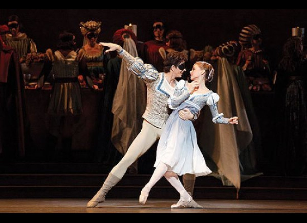 This weekend, The Music Center welcomes the National Ballet of Canada with five performances of Romeo & Juliet, choreographed