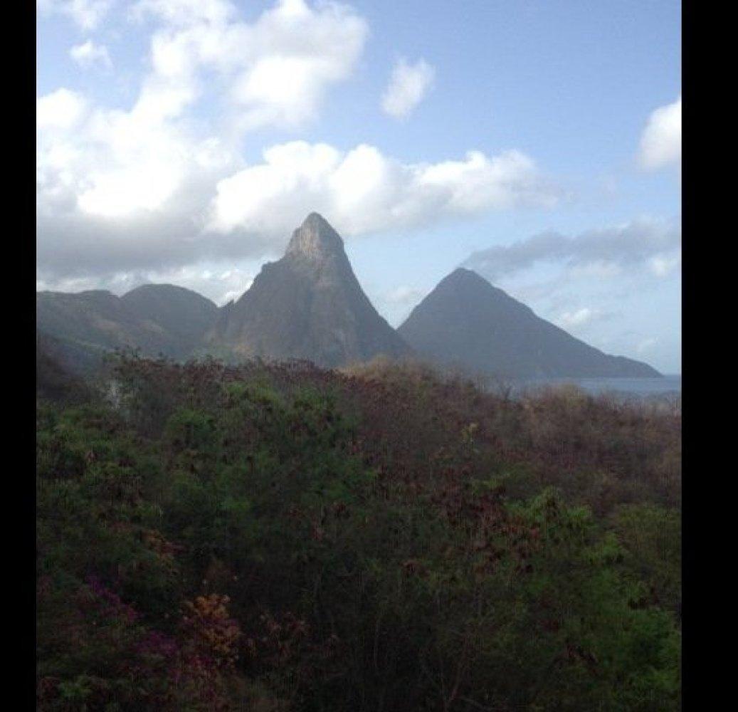 St.Lucia's Jade Mountain Creates Mango Madness