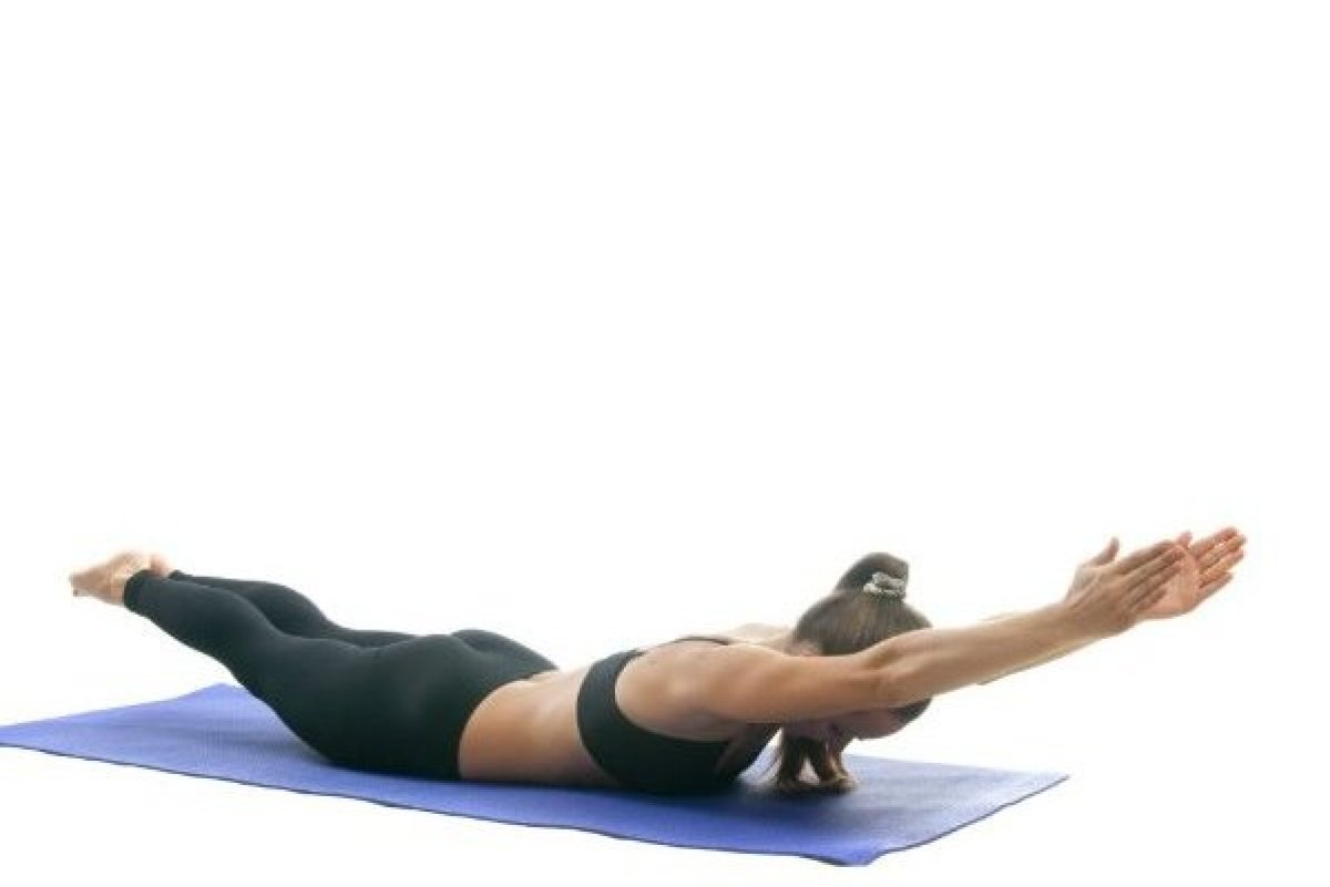 Yoga Workout for Stronger Abs