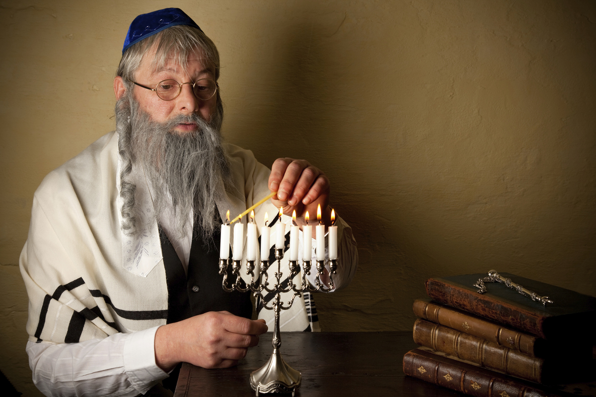 The chief rabbi is head of modern Orthodox Jews, who make up around 70% of Jews in Britain. They do not have any female rabbi