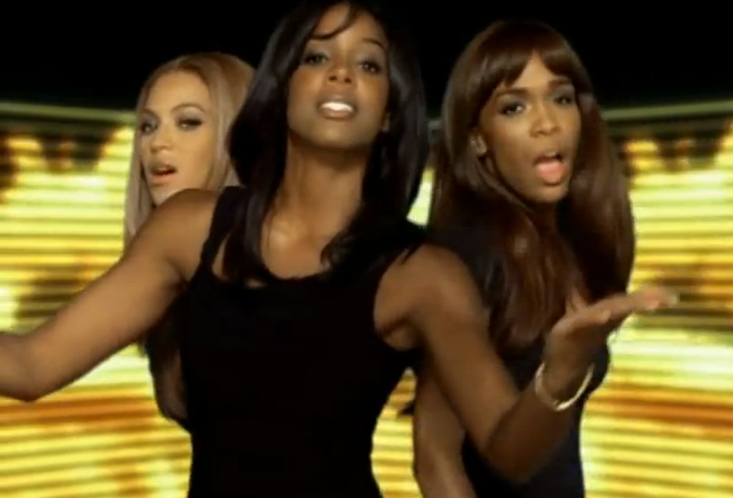 """<strong>Billboard peak:</strong> Didn't chart <br><strong>Album:</strong> """"#1's"""" <br><strong>Who was in the video?</strong> B"""