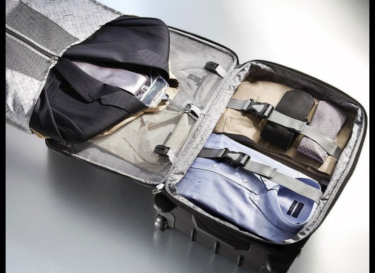 1. INVEST IN A GOOD CARRY-ON BAG.