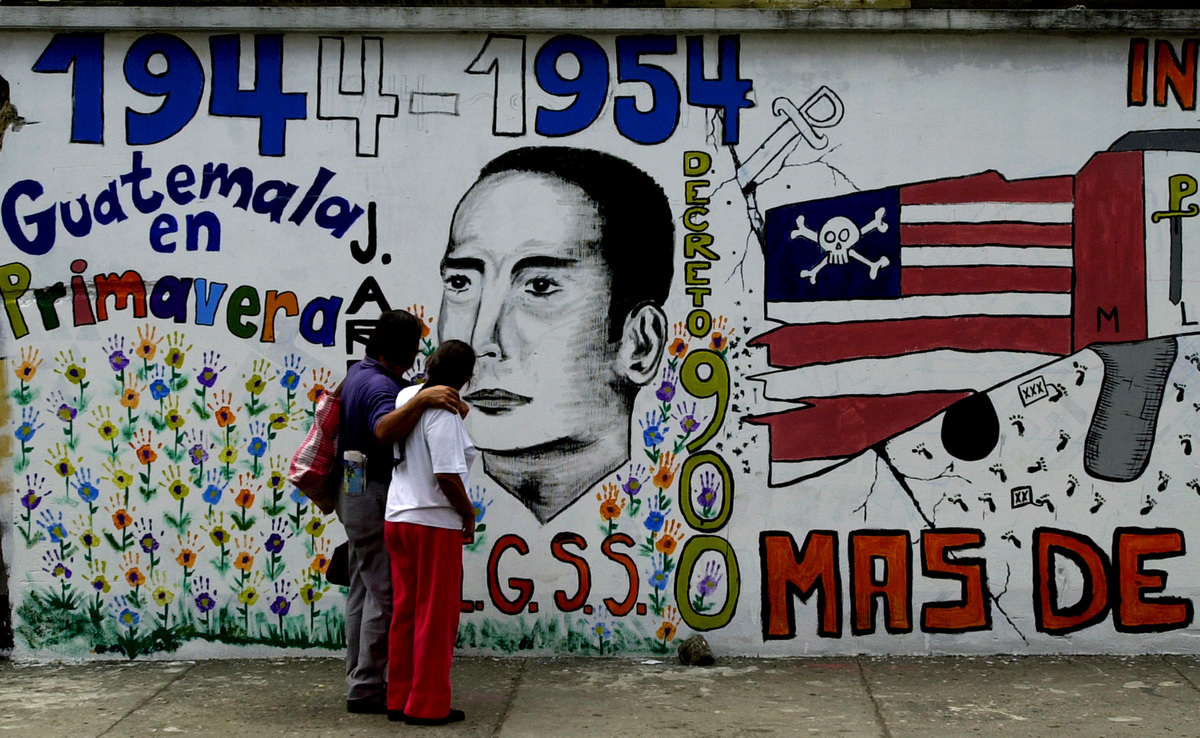 The story of the U.S.-led destabilization of Central America began in 1954, with the overthrow of the elected Guatemalan gove