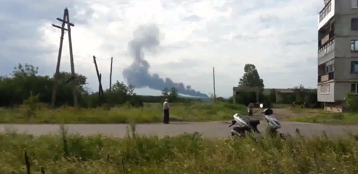 A Malaysia Airlines passenger jet is reported to have been shot down near the Russia - Ukraine border.  Unconfirmed reports f