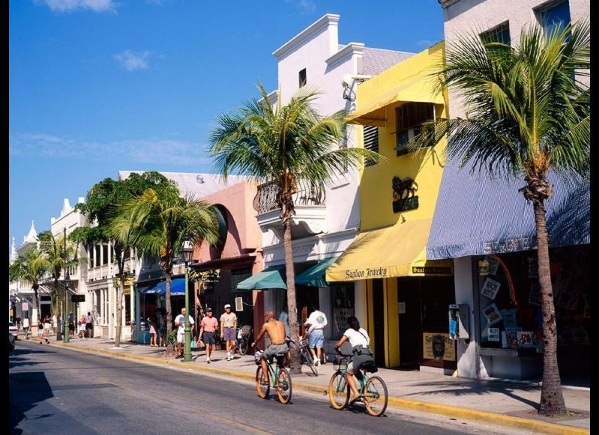<strong>10. KEY WEST, FL, 75.2