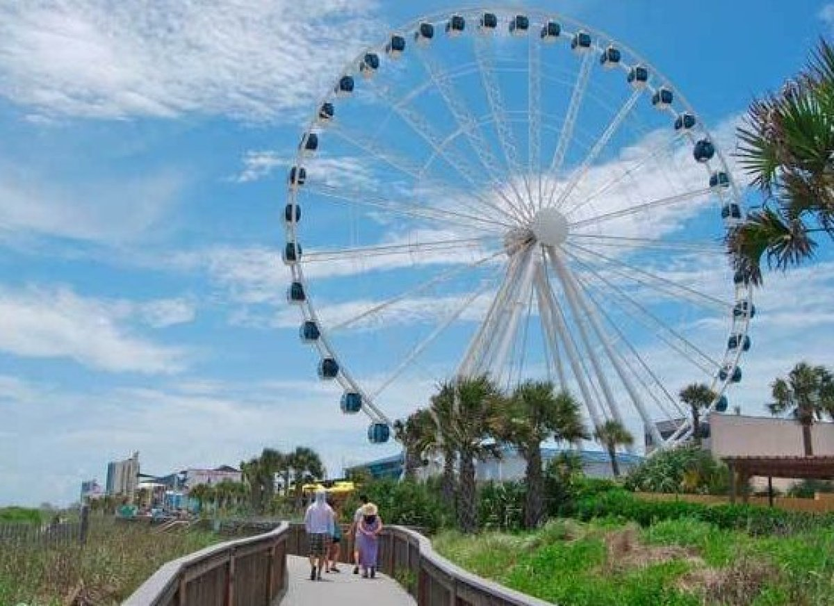 Virginia Beach Ferris Wheel Best 2018 Ocean View Amut Park