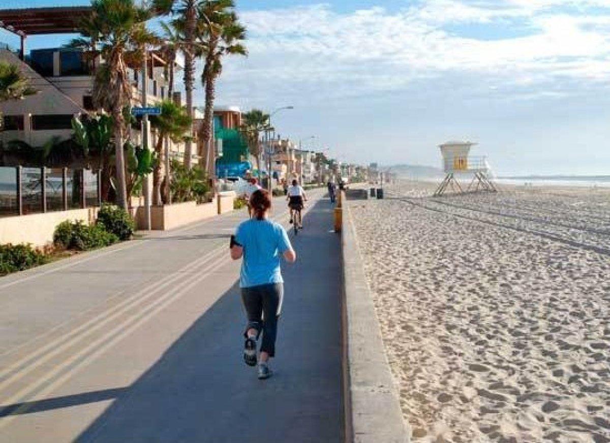 San Go Beach Boardwalk The Best Beaches In World