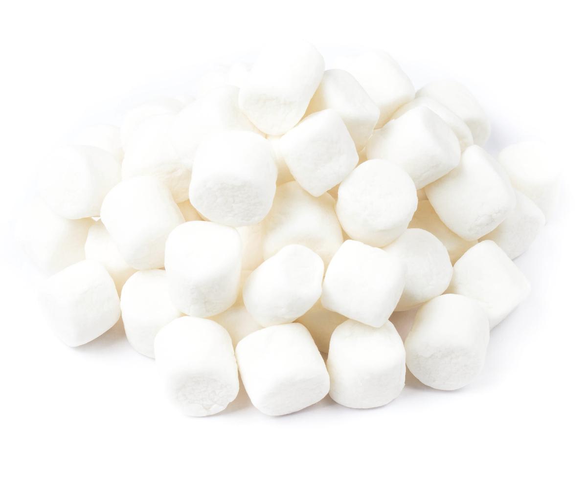 40 calories, 0 g fat per 1/4 cup minis