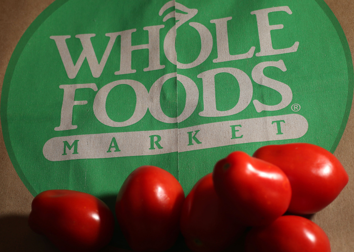 Whole Foods has a national policy that bans guns in stores, but not in parking lots, a spokeswoman told The Huffington Post.