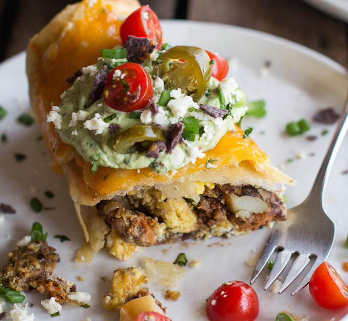 "<strong>Get the <a href=""http://www.halfbakedharvest.com/breakfast-chimichangas-avocado-cajita-cheese/"" target=""_blank"">Break"
