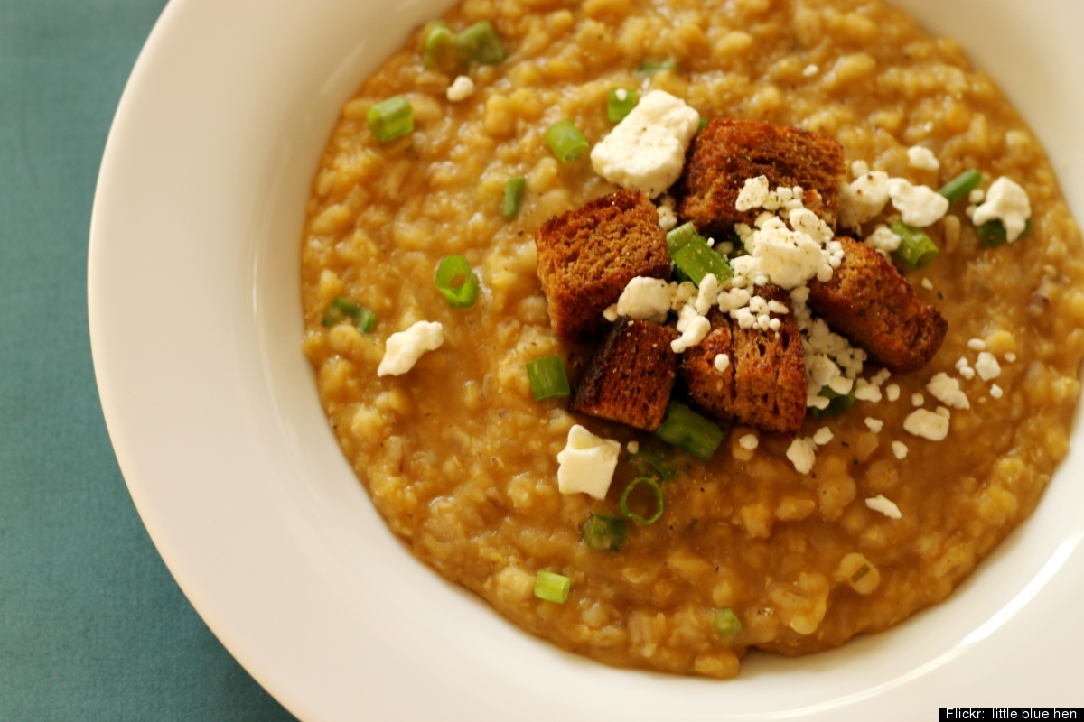 """A cup of iron-rich lentils packs <a href=""""http://nutritiondata.self.com/facts/legumes-and-legume-products/4338/2"""" target=""""_hp"""