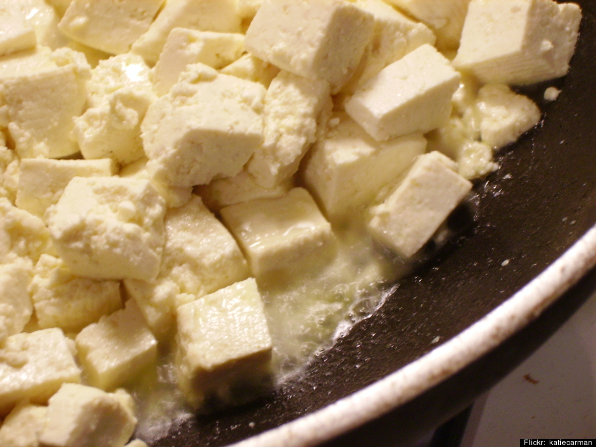 """A half-cup serving of tofu contains <a href=""""http://ndb.nal.usda.gov/ndb/foods/show/4817"""" target=""""_hplink"""">more than 10 grams"""
