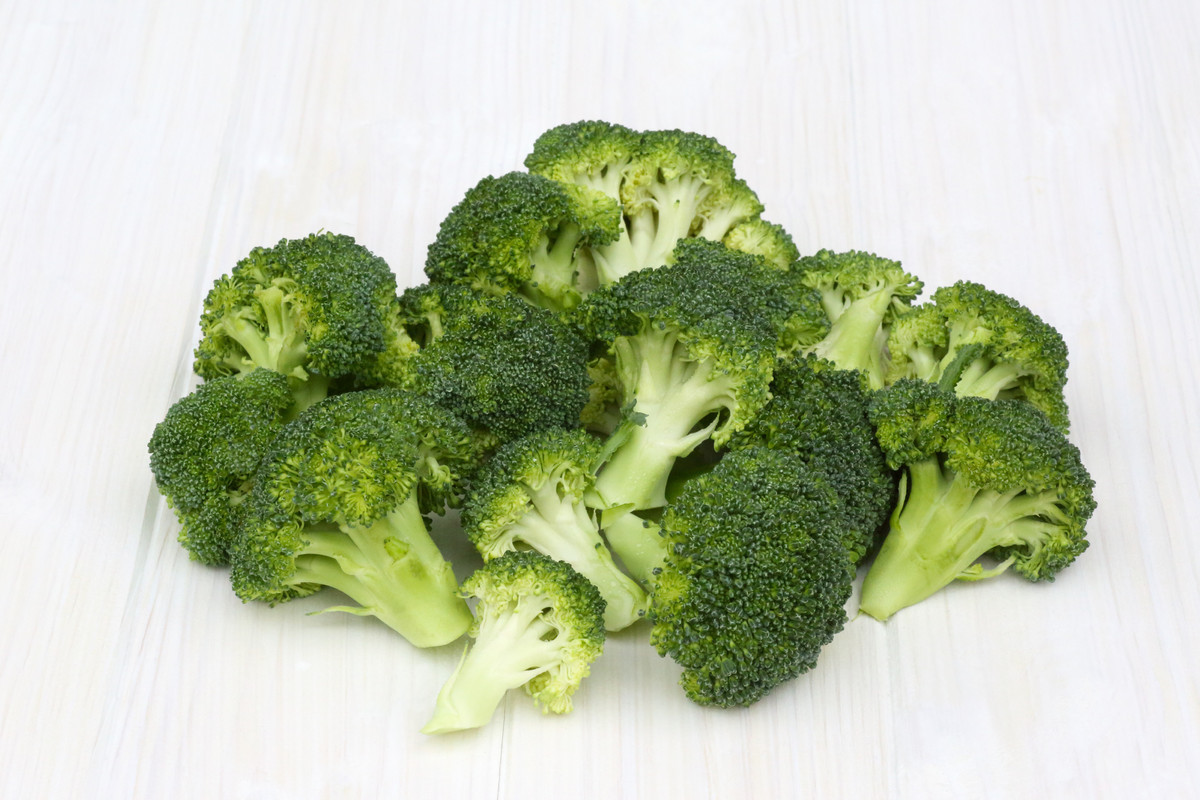 """It's not """"brocoli,"""" or """"brocolli."""" You may not care, but we do."""
