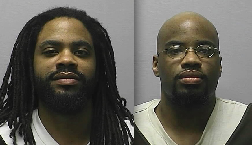On July 25, 2014, the Kansas Supreme Court overturned death sentences for Jonathan Carr (left) and Reginald Carr, who killed