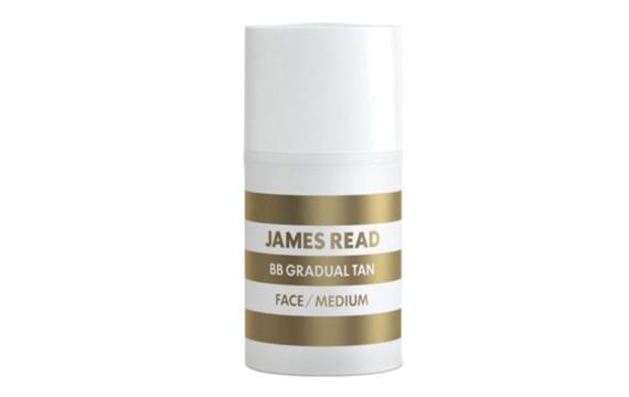 "$25, <a href=""http://www.anthropologie.com/anthro/pdp/detail.jsp?&pageName=James+Read+BB+Gradual+Tan+Face&catId=BEAUTYFRAGRAN"