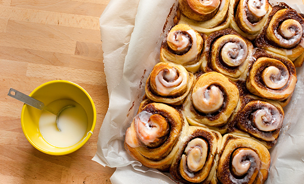 """<strong>Try the <a href=""""http://www.huffingtonpost.com/epicurious/homemade-cinnamon-rolls_b_3429744.html"""" target=""""_blank"""">Hom"""