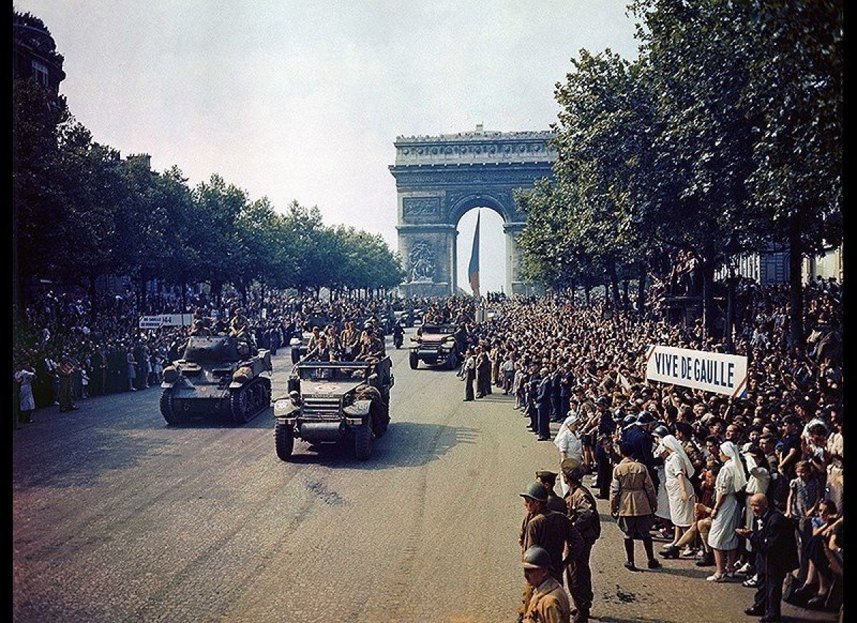 <strong>ARC DE TRIOMPHE; PARIS, FRANCE