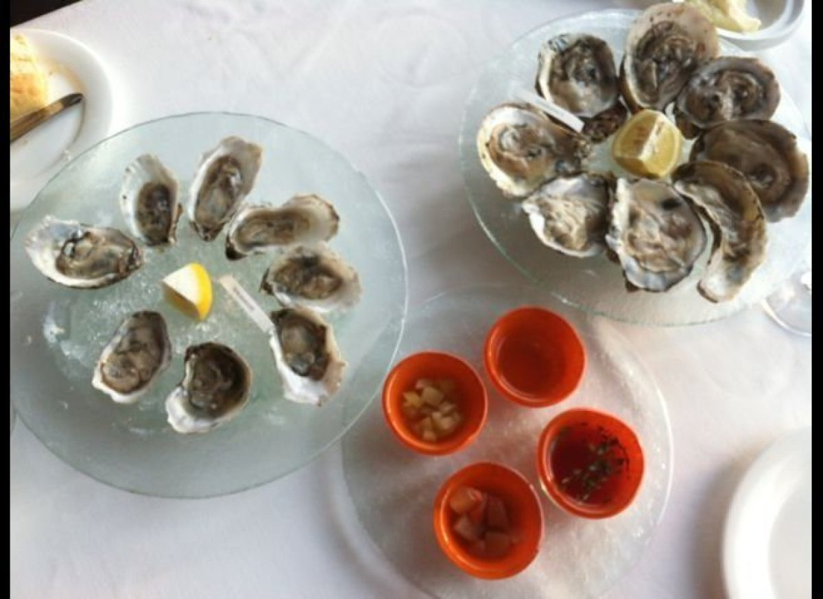 August 5 is National Oyster Day! Who decided that? Who cares! In honor of this momentous occasion here are FIVE fab oystser f