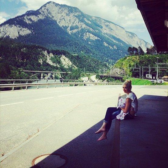 "Stefani was still breastfeeding son, Kingston, when she went on tour in 2007. <a href=""http://www.guardian.co.uk/lifeandstyle"