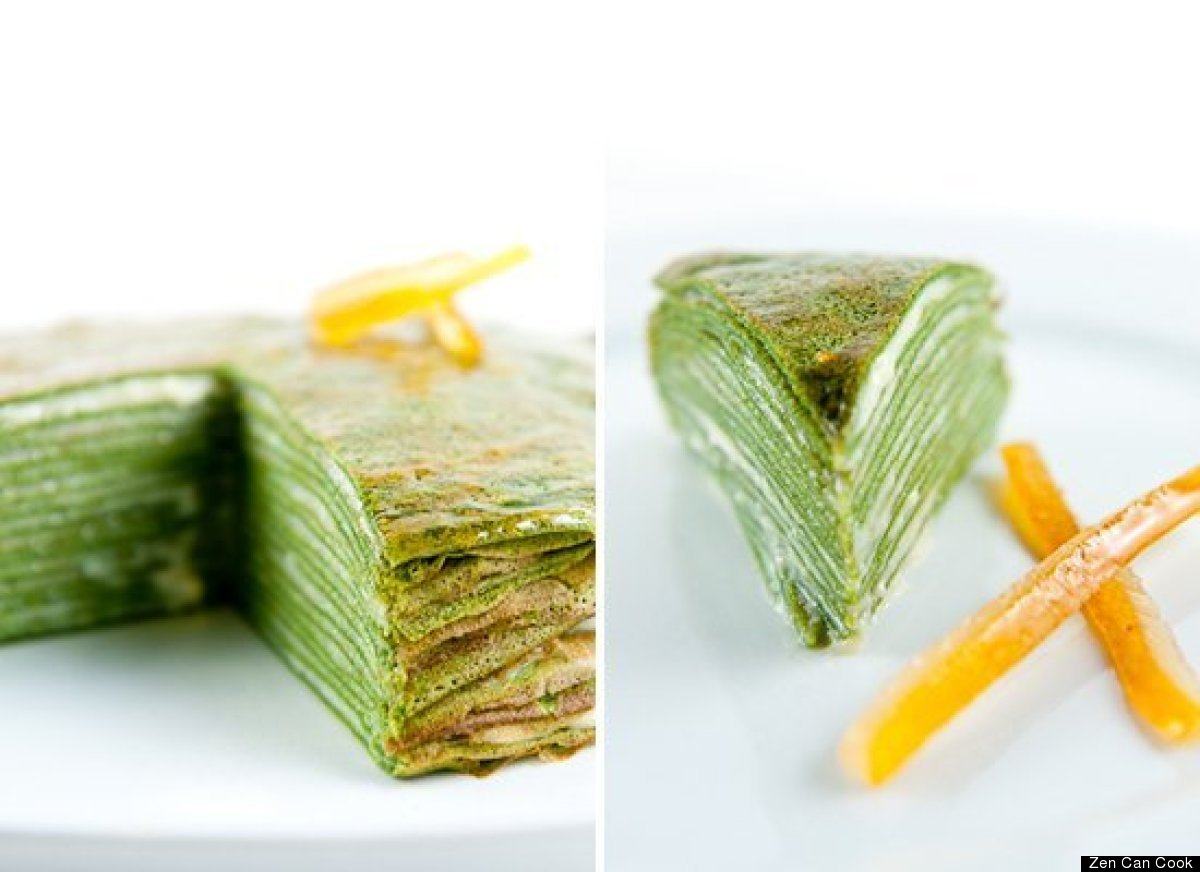 "<strong>Get the <a href=""http://www.zencancook.com/2011/09/green-tea-mille-crepes/"" target=""_hplink"">Green Tea Mille-Crêpes r"