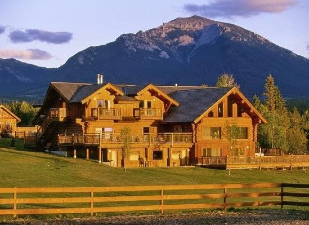 Top 10 Luxury Ranches Around the World HuffPost