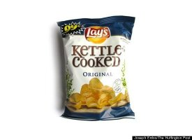 """<strong>Kettle Cooked Original</strong><strong>Comments:</strong> """"Perfect amount of crunch."""" """"Good standard example."""" """"Thick"""
