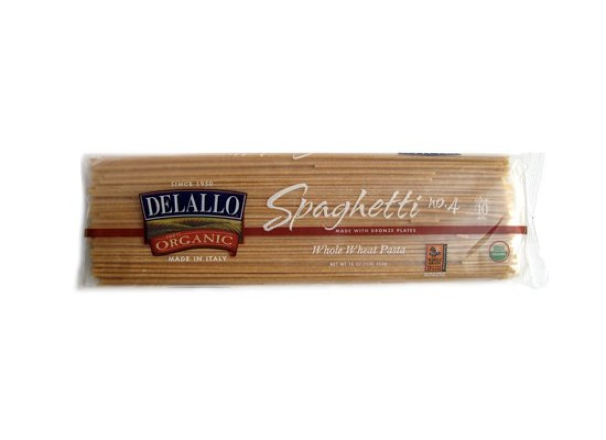 100% organic -- Made in Italy
