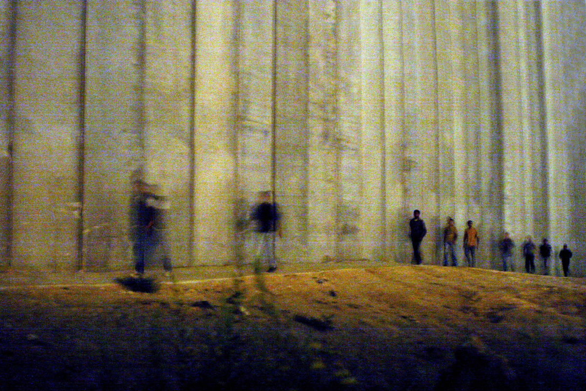 Khaled Jarrar, Infiltrators, 2012 (still). Video, color, sound; 70 min. Courtesy the artist. © Khaled Jarrar