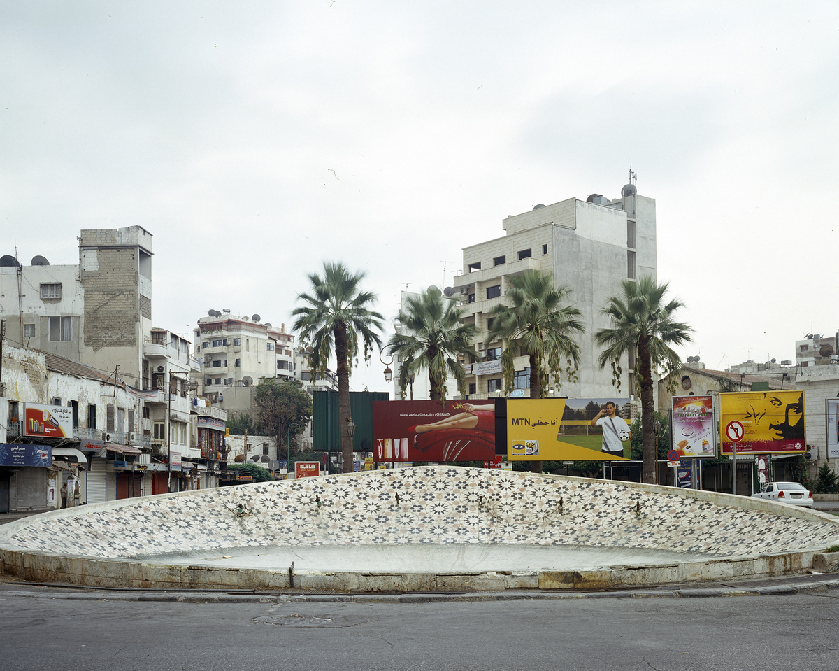 """Hrair Sarkissian, """"Execution Squares,"""" 2008. Archival inkjet print, 23 3/4 x 30 1/2 in (60.5 x 77.4 cm). Courtesy the artist"""
