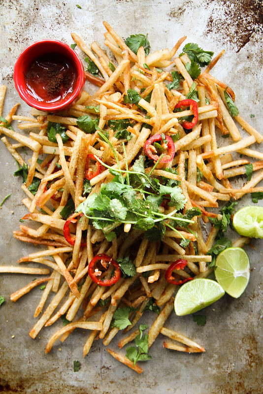 """<strong>Get the <a href=""""http://heatherchristo.com/cooks/2014/03/16/lebanese-spiced-french-fries/"""" target=""""_blank"""">Lebanese S"""