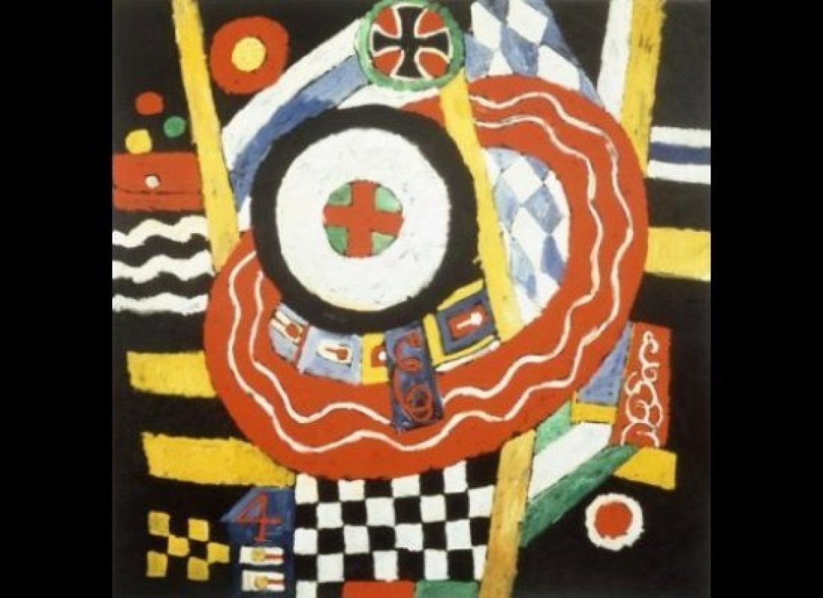 "LACMA opened its beautiful <a href=""http://www.lacma.org/art/exhibition/marsden-hartley-german-paintings-1913–1915"" target=""_"