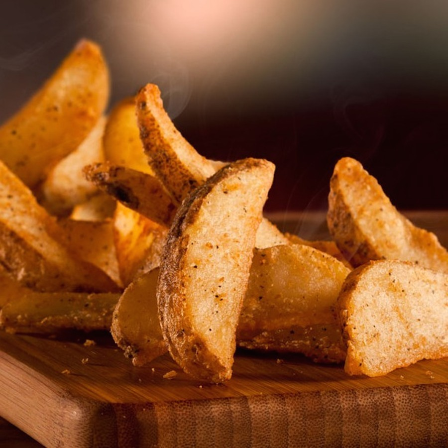 11 Facts About Arby's, Including The Current Whereabouts ... Fried Potato Wedges Calorie