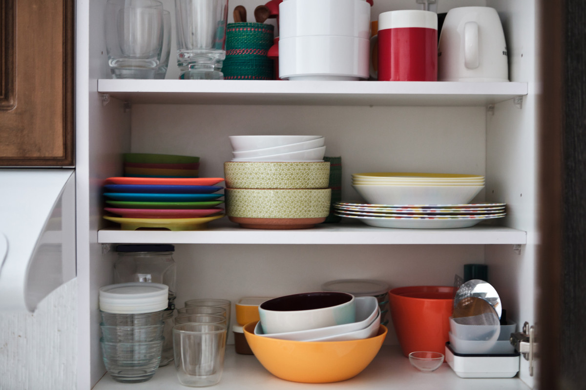 Open shelves have dominated kitchen remodels for the past few years, and the trend shows no signs of slowing: The 2014 Zillo