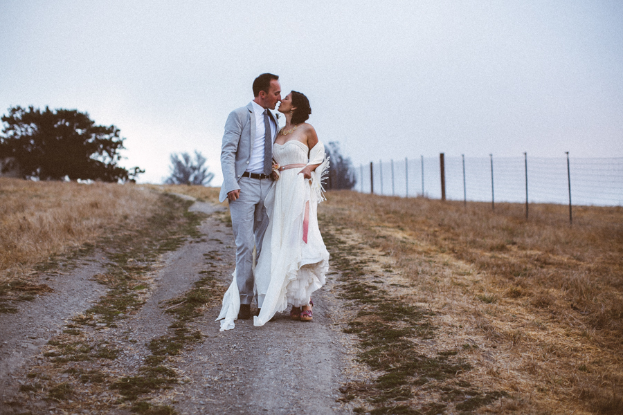 """Todd and Tamara Rakow's wedding in Petaluma, Calif."" - Bethany Carlson"