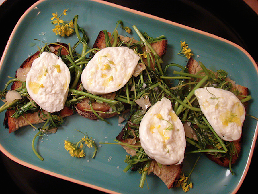Burrata recipes so divine youll be convinced its the earths best strongget the sisterspd