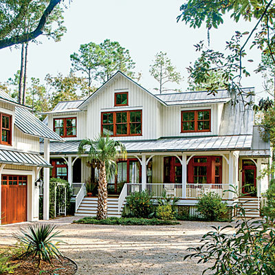 A New Southern Home That Nods To The Past