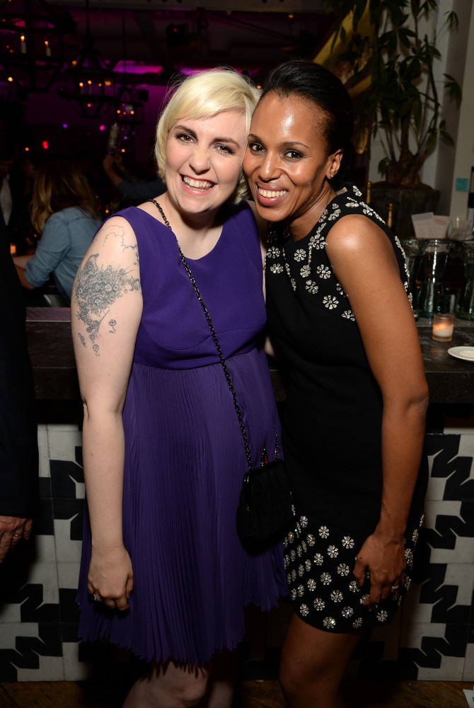 """Girls"" / ""Scandal"" <br> Variety and Women in Film's pre-Emmy celebration"