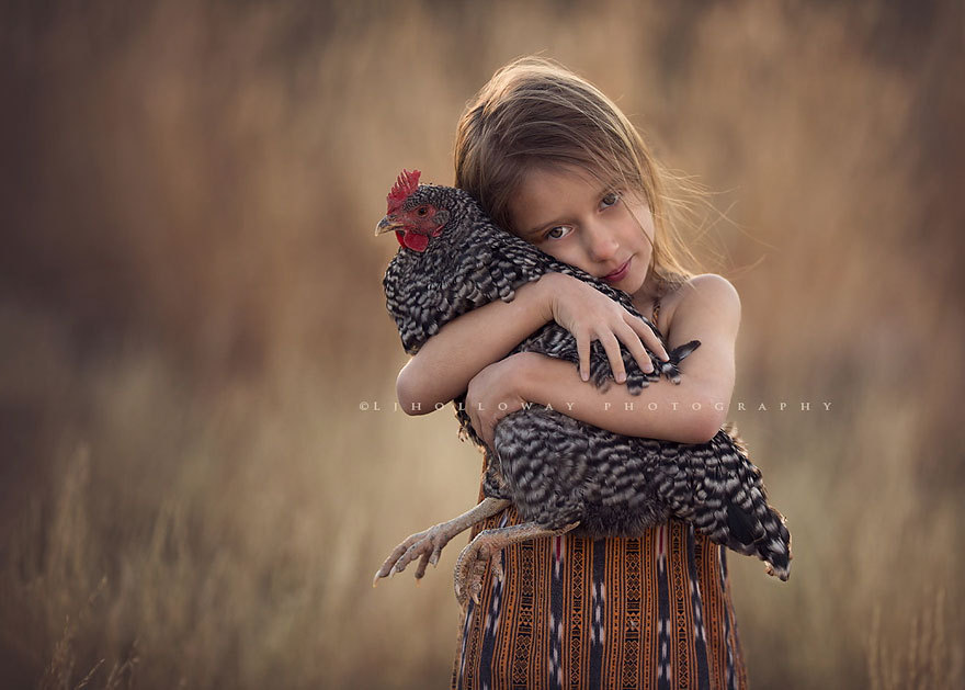 This mom of 10 captures portraits of children in nature and the results are pure magic huffpost