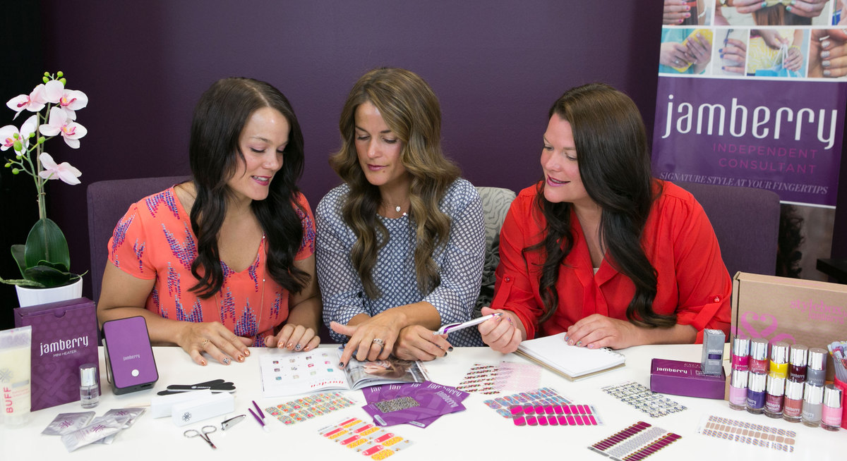 Sisters and stay-at-home moms Lyndsey, Christy and Keri were looking for a creative way to make some extra cash.  Their custo