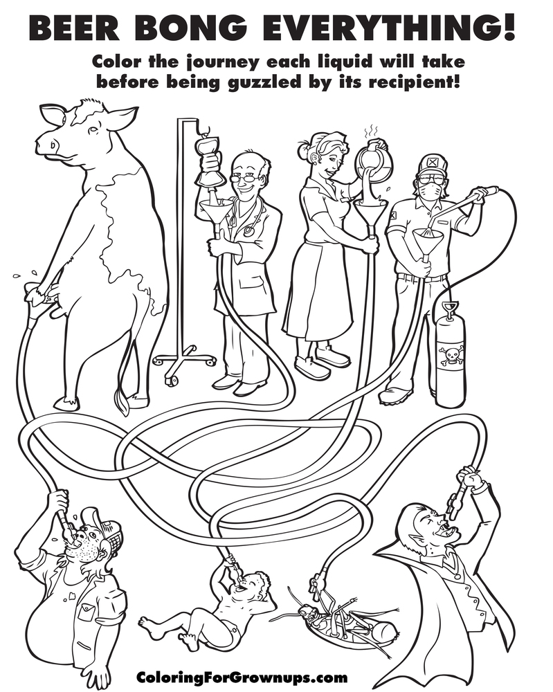 Florida Schools Distribute Satanic Coloring Books Coloring Pages