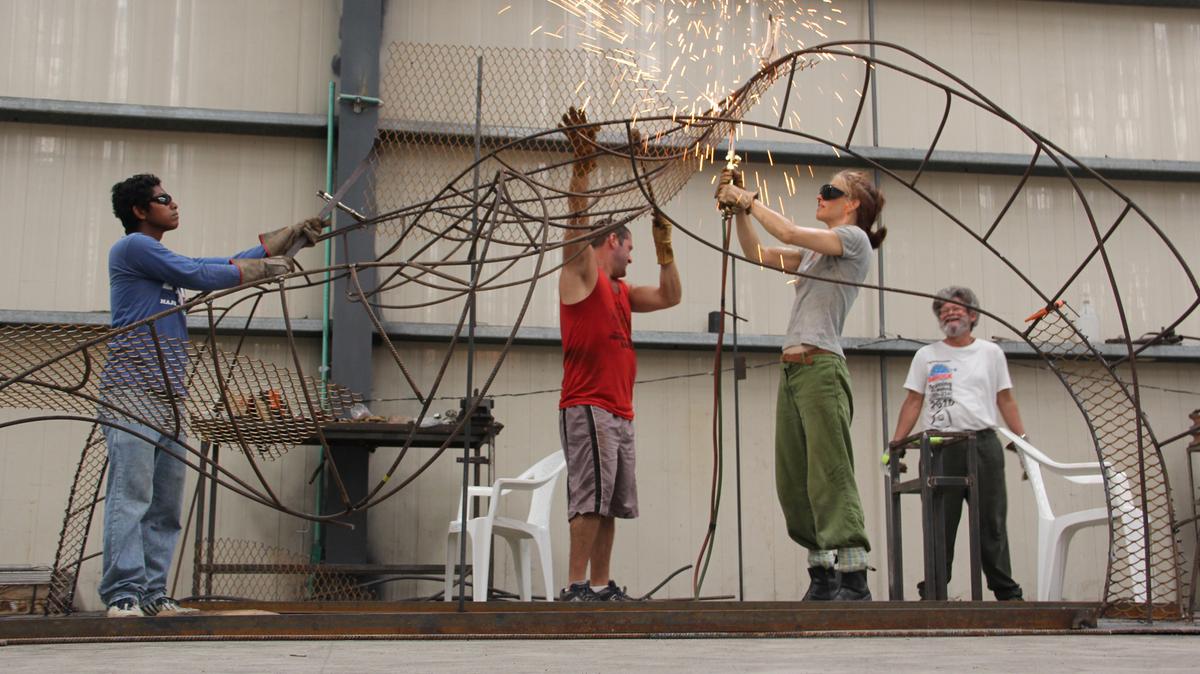 Making ZOE in Cancun, 2011