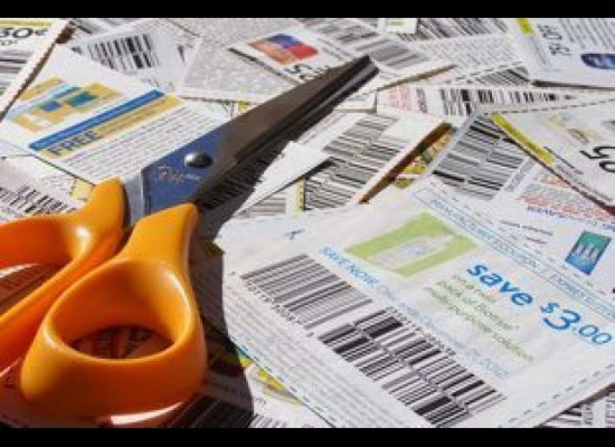 <strong>1. Receipt coupons.</strong> Many store receipts bear coupons on the back -- especially those that come from supermar