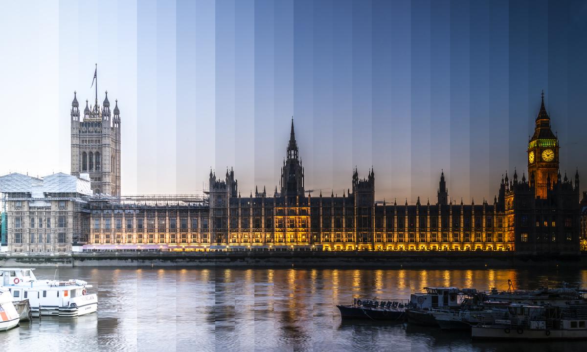 London Sliced