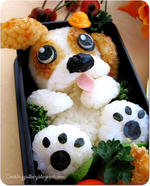 11 Puppy Bento Box & 13 Wildly Creative Lunches We Dare You To Make At Home | HuffPost Aboutintivar.Com