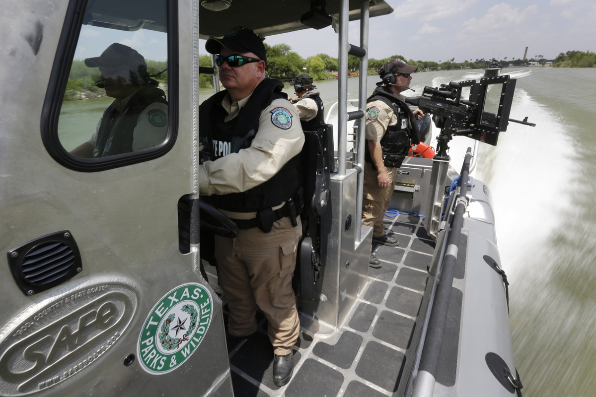 16 reasons why opening our borders makes more sense than for Fish and game warden