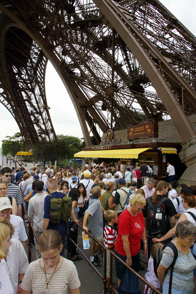 """The French don't just love themselves; the world loves France too. <a href=""""http://www.bbc.com/news/magazine-23433149"""" target"""