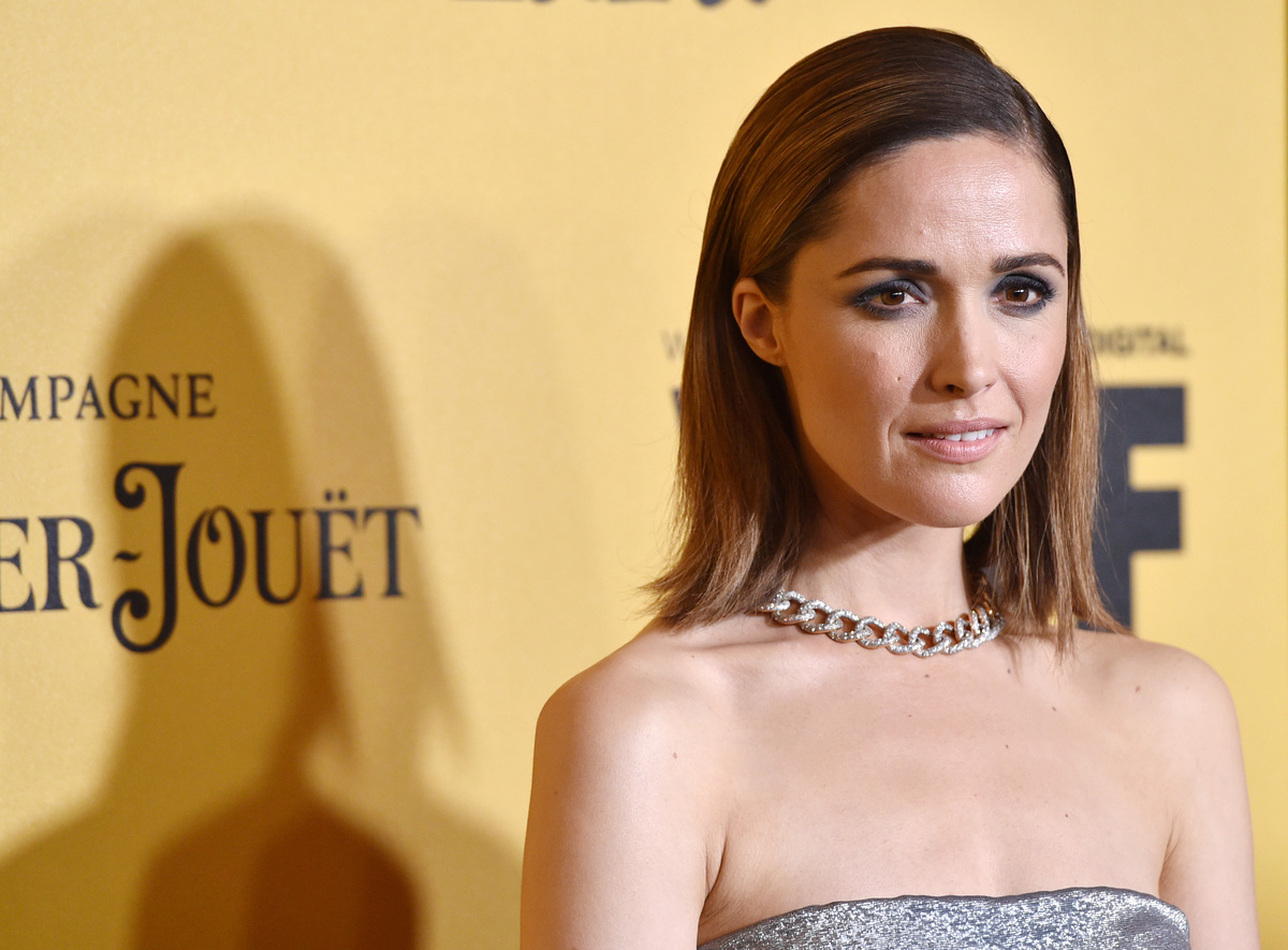 """Rose Byrne was very famous before """"Neighbors,"""" but the Nicholas Stoller comedy took her to another level."""
